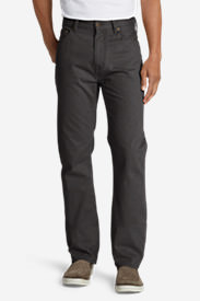 Men's Legend Wash Jeans - Straight Fit in Gray