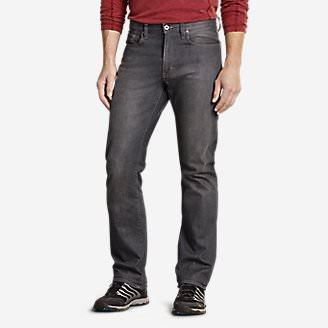 Men's Flex Jeans - Straight Fit in Gray