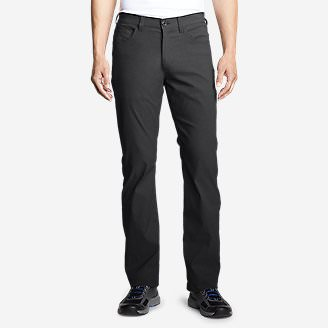 Men's Horizon Guide Five-Pocket Jeans - Straight Fit in Gray
