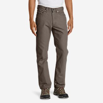 Men's Mountain Jeans - Straight Fit in Beige
