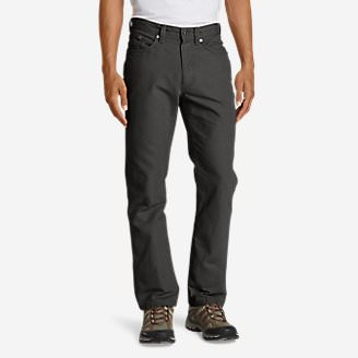 Men's Mountain Jeans - Straight Fit in Gray