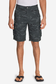 Men's Expedition Cargo Shorts - 11' in Black