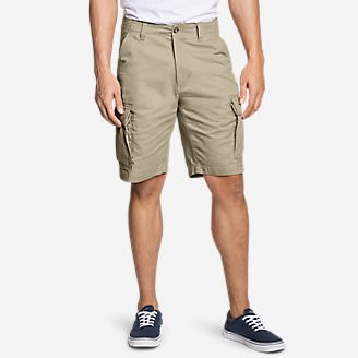 Men's Expedition Cargo Shorts - 11' in Beige
