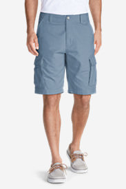 Men's Expedition Cargo Shorts - 11' in Blue
