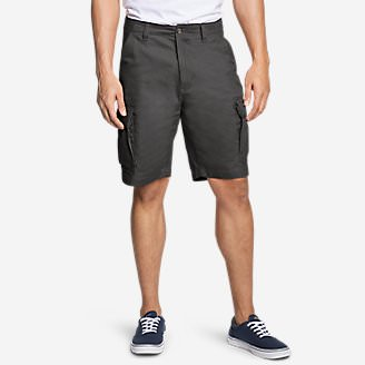 Men's Expedition Cargo Shorts - 11' in Gray