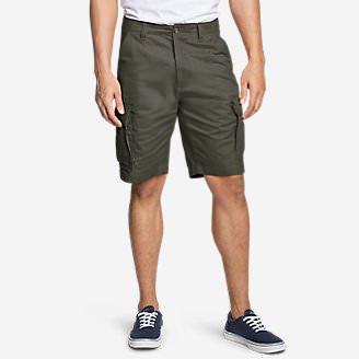 Men's Expedition Cargo Shorts - 11' in Green