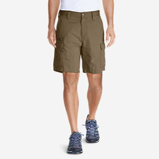 Men's Versatrex 11' Cargo Shorts - Solid in Brown