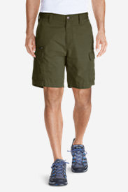 Men's Versatrex 11' Cargo Shorts - Solid in Green