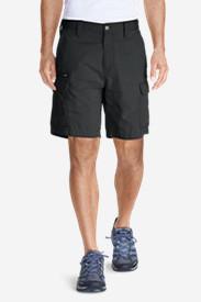 Men's Versatrex 11' Cargo Shorts - Solid in Gray
