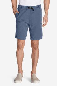 Men's Kebili 9' Belted Shorts in Blue