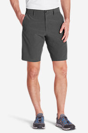 Men's Amphib 10' Chino Shorts in Black
