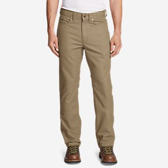 Men's Mountain Pants in Brown