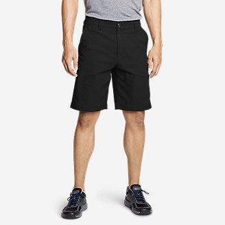 Men's Horizon Guide 10' Chino Shorts in Black