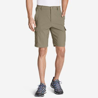 Men's Horizon Guide 10' Cargo Shorts in Beige