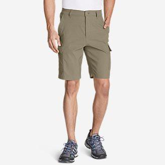 Men's Horizon Guide 10' Cargo Shorts in Beige