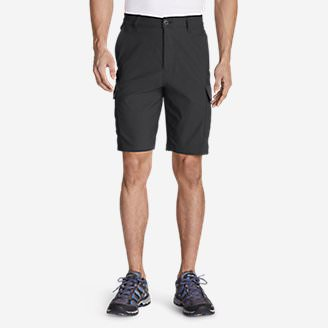 Men's Horizon Guide 10' Cargo Shorts in Gray