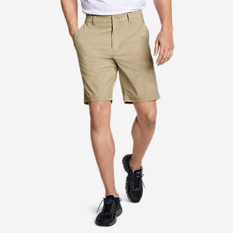 Men's Horizon Guide Chino Shorts - Pattern in Beige