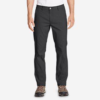 Men's Horizon Guide Chino Pants - Slim Fit in Gray