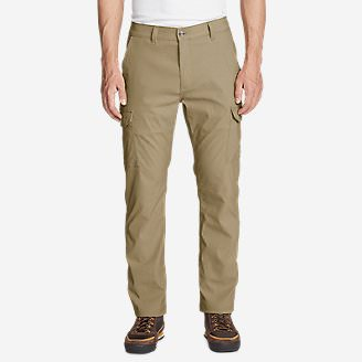 Men's Horizon Guide Cargo Pants in Brown