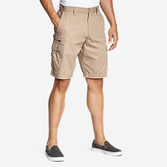 Men's Versatrex Cargo Shorts in Beige