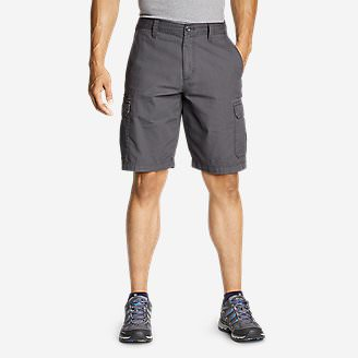 Men's Versatrex Cargo Shorts in Gray