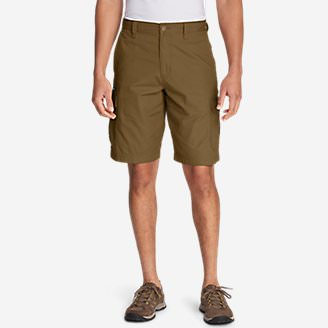 Men's Versatrex Cargo Shorts in Brown