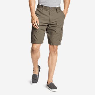 Men's Versatrex Cargo Shorts in Green
