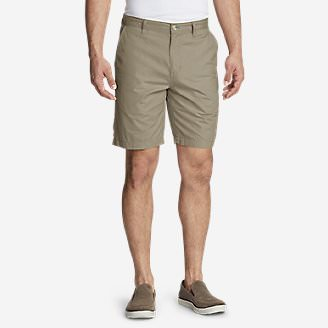 Men's Camano Shorts - Solid in Beige
