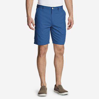 Men's Camano Shorts - Solid in Blue