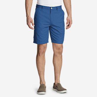 Men's Camano Shorts - Solid in Blue