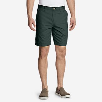 Men's Camano Shorts - Solid in Green