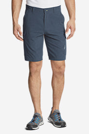 Men's Amphib Cargo Shorts in Blue