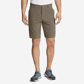 Men's Amphib Cargo Shorts in Brown