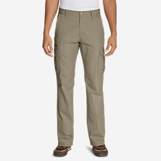 Men's Versatrex Cargo Pants in Beige