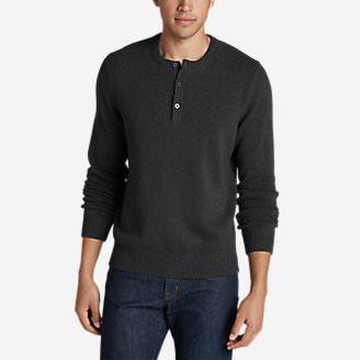 Henley Sweaters Sweatshirts For Men Eddie Bauer