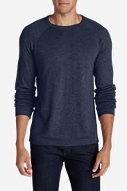 Men's Catalyst VILOFT/Cashmere Crewneck Sweater in Blue