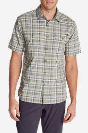 Men's Mountain Short-Sleeve Shirt in Gray