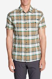Men's Mountain Short-Sleeve Shirt in Green