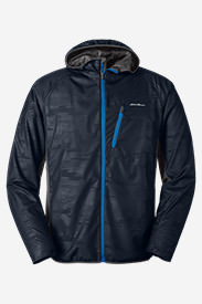 Men's Meridian Hybrid Jacket in Blue
