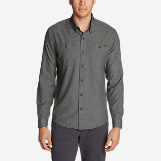 Men's Ventatrex Long-Sleeve Shirt in Gray