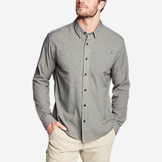 Men's Ventatrex Long-Sleeve Shirt in Green