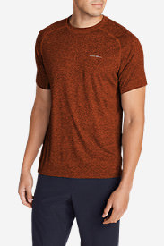 Men's Resolution Short-Sleeve T-Shirt in Red