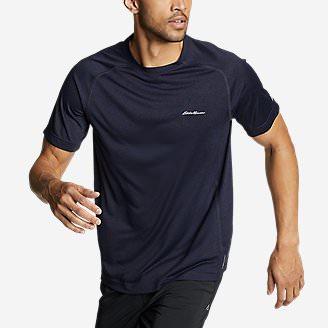 Men's Resolution Short-Sleeve T-Shirt in Blue