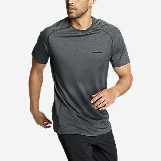Men's Resolution Short-Sleeve T-Shirt in Gray