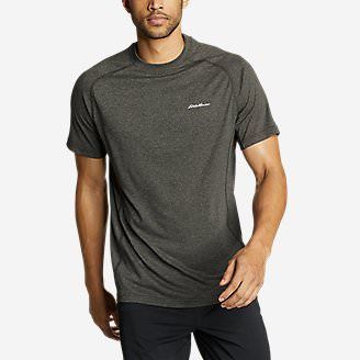 Men's Resolution Short-Sleeve T-Shirt in Brown