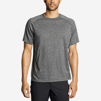 Men's Resolution Short-Sleeve T-Shirt in Gray