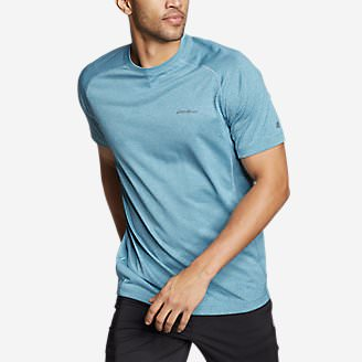 Men's Resolution Short-Sleeve T-Shirt in Blue