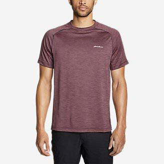 Men's Resolution Short-Sleeve T-Shirt in Red