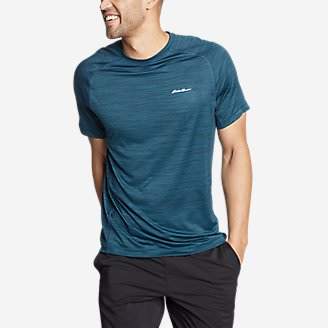 Men's Resolution Short-Sleeve T-Shirt in Green
