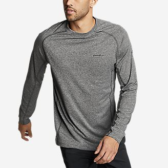 3ca3915aac75 Men's Resolution Long-Sleeve T-Shirt in Gray